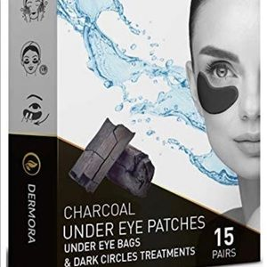 Charcoal Under Eye Patches